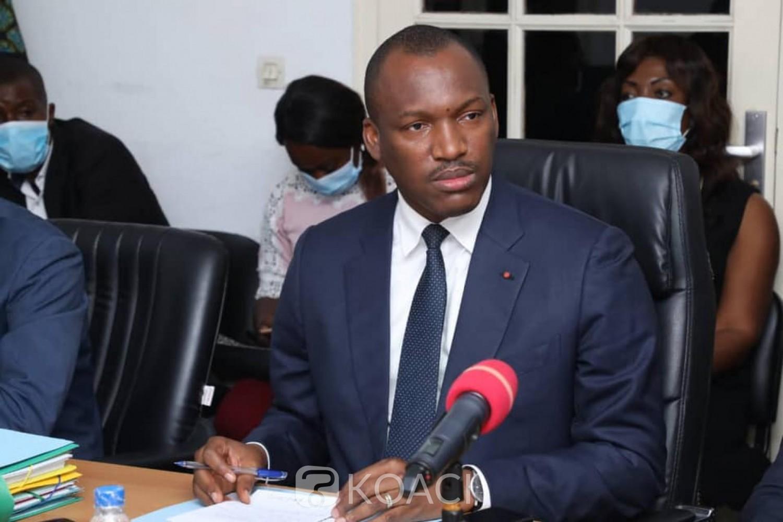 Côte d'Ivoire :  CNJCI, fin de mandat du bureau sortant,  Mamadou Touré annonce la création d'un poste de vice-présidence, la date du renouvellement des instances dévoilée lundi