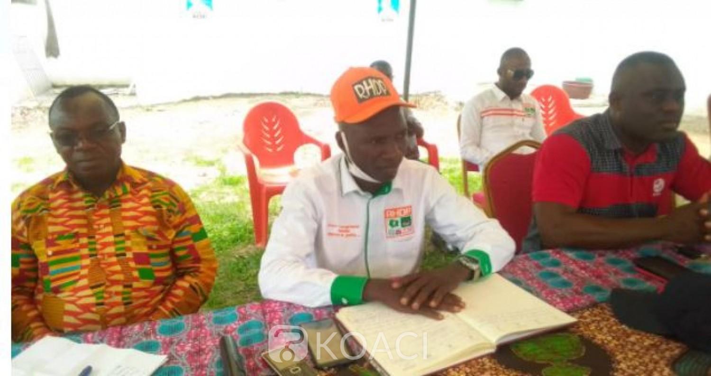Côte d'Ivoire : Après son succès inattendu en pays Akyé, le RHDP reconnaissant à ses militants de base