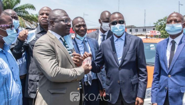 Côte d'Ivoire : 50 nouveaux taxis-compteurs en circulation, conditions pour en bénéficier