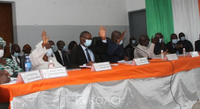 Côte d'Ivoire : Yopougon, le conseil municipal adopte un budget de près de 10 milliards FCFA pour 2021