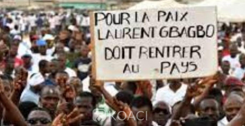 Côte d'Ivoire : Pour le retour de Gbagbo au pays, le FPI-GOR met en place deux structures et remercie Bédié