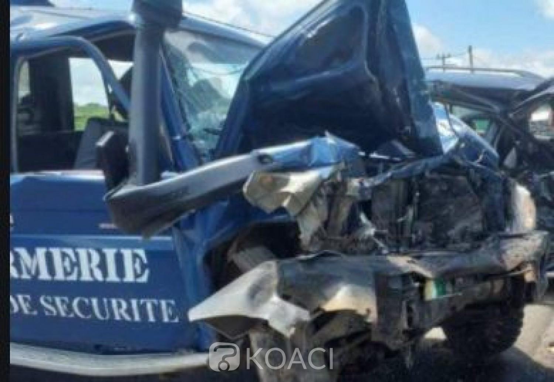 Côte d'Ivoire : Gendarmerie, un chef d'escadron perd la vie dans un accident de circulation