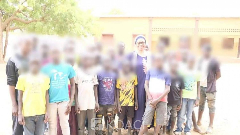 Burkina Faso : Retour en famille pour 25 enfants mineurs interceptés