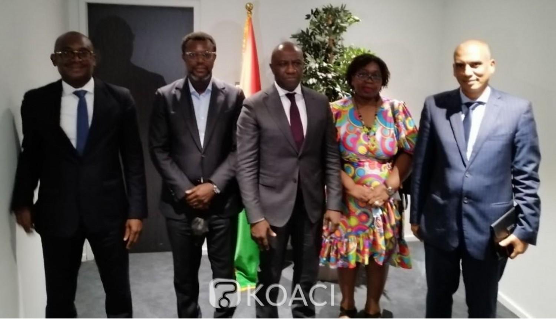 Côte d'Ivoire :    Mauvaise qualité de services de téléphonie mobile et d'accès internet, les fournisseurs d'énergies mis en cause, le ministre Adom annonce des rencontres avec eux