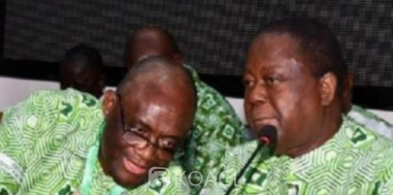 Côte d'Ivoire : En créant un comité politique au PDCI, Bédié a-t-il dépouillé Guikahué de ses pouvoirs ?