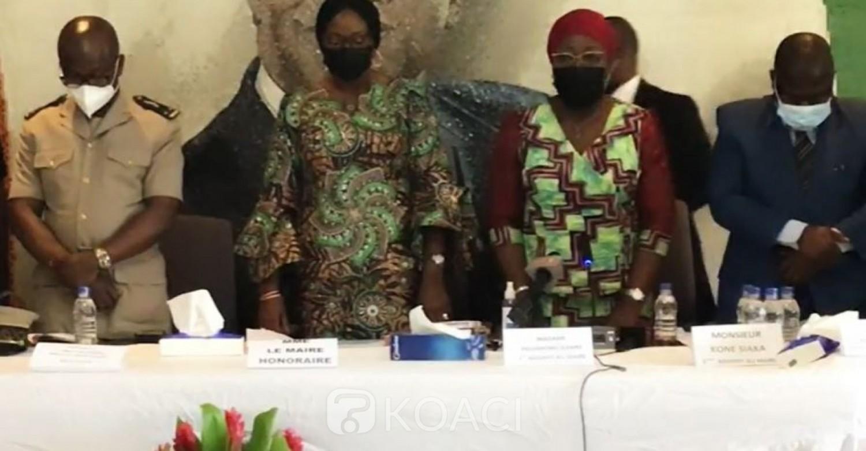 Côte d'Ivoire : Mairie d'Abobo, Kandia préside la première session du conseil municipal , un budget de 6 milliards FCFA adopté