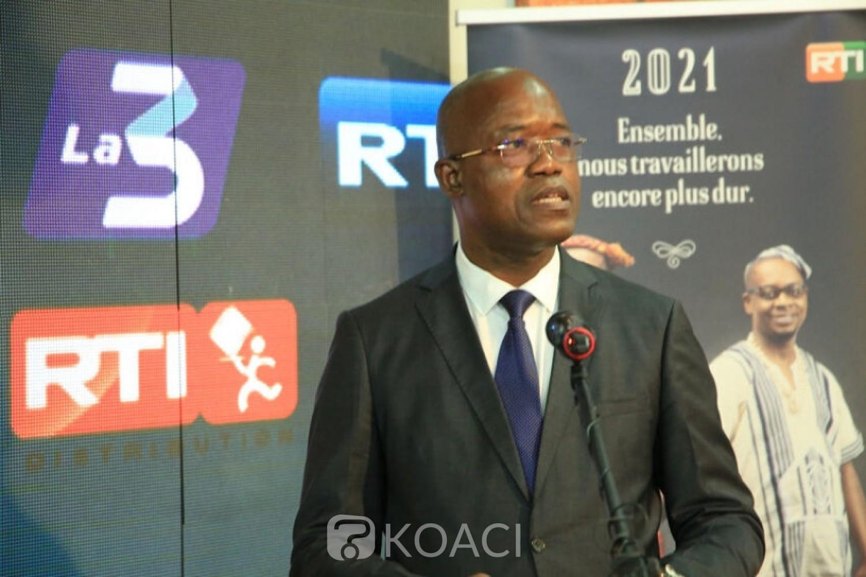 Côte d'Ivoire : Médias audio-visuels, la RTI revendique une audience cumulée record d'environ sept millions de téléspectateurs par jour