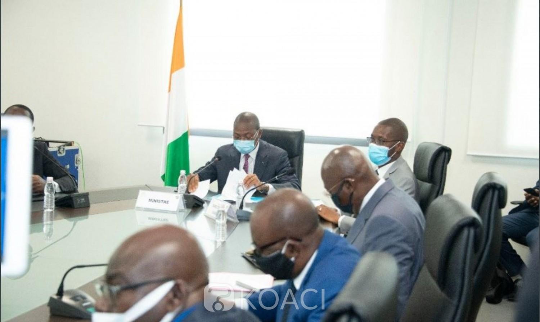 Côte d'Ivoire : Lancement officiel du projet d'adressage des rues du District d'Abidjan