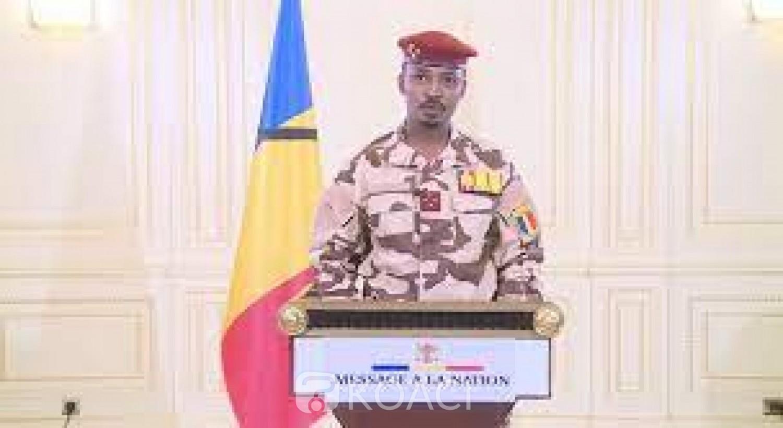 Tchad : Après un mardi mouvementé, Mahamat Idriss Déby livre son premier discours aux tchadiens