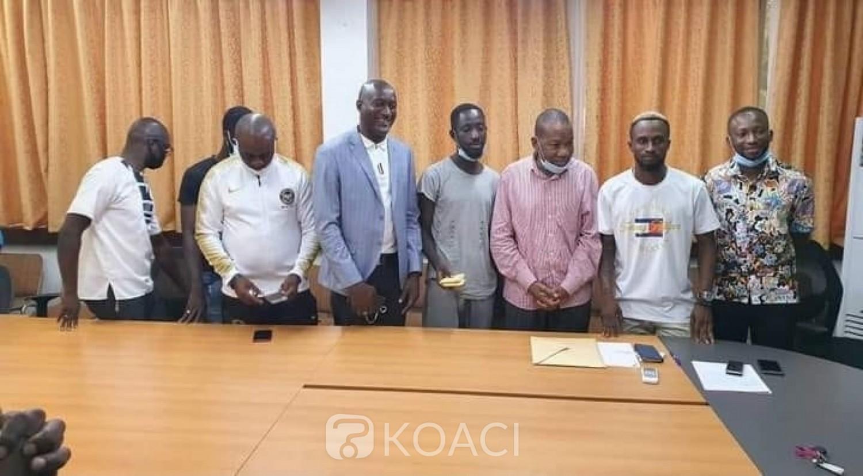 Côte d'Ivoire : L'Africa Sport mis sous normalisation, Antoine Bahi et Alexis Vagba écartés de la gestion du club