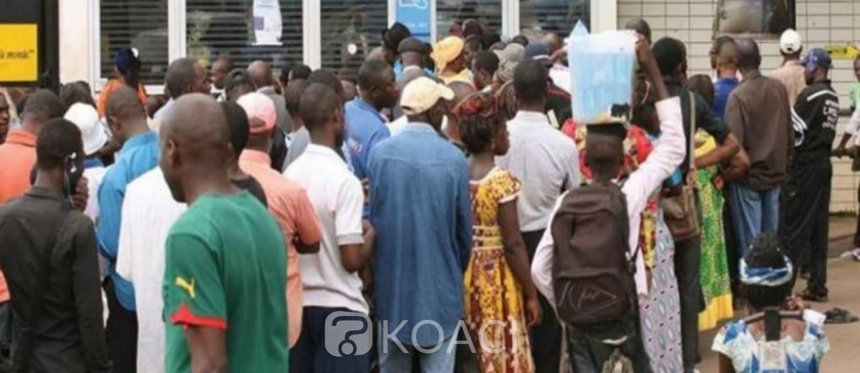 Côte d'Ivoire : Gagnoa, alors qu'il allait à sa banque récupérer son rappel, un instituteur s'écroule et meurt