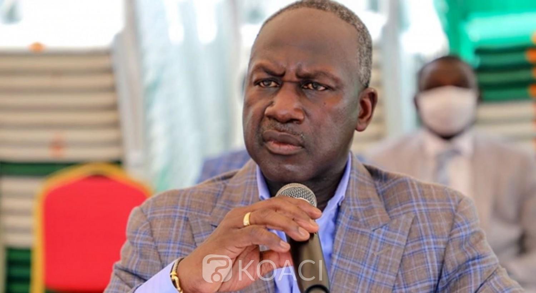 Côte d'Ivoire : Réconciliation, pour Bictogo,  Gbagbo et Blé Goudé ne sont pas des éléments manquants mais  des  maillons qui constituent la chaine
