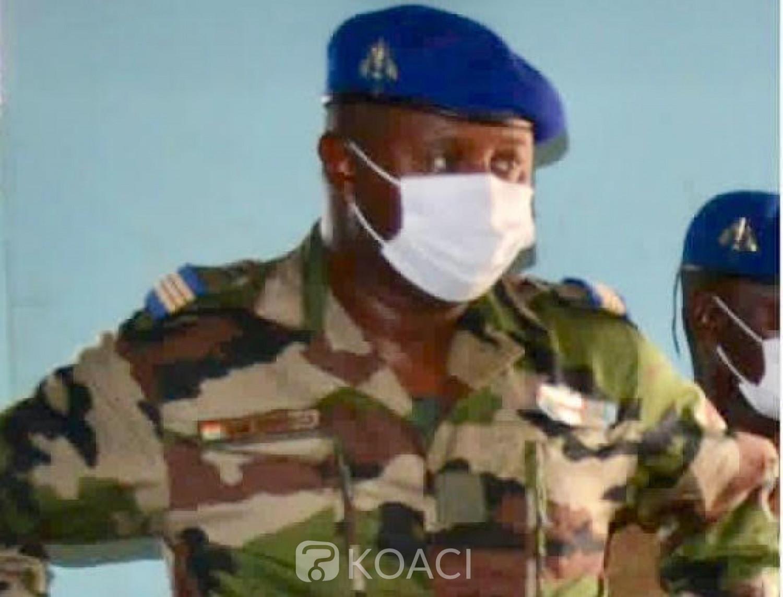 Niger : Le capitaine Gourouza Sani Saley, cerveau présumé d'une tentative de coup d'Etat rattrapé au Bénin