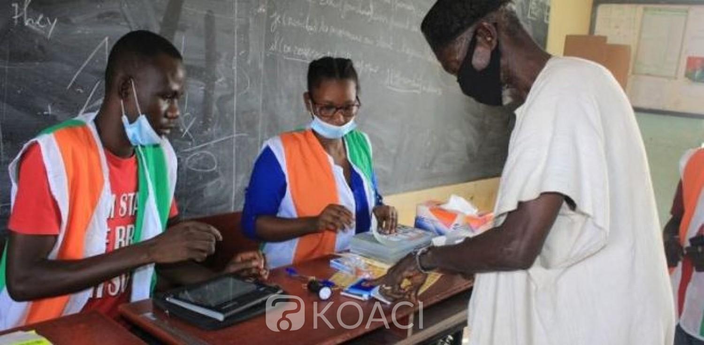 Côte d'Ivoire :  Reprise des législatives 2021 à Ouaninou, Mankono, Séguéla et autres, vote le 12 juin