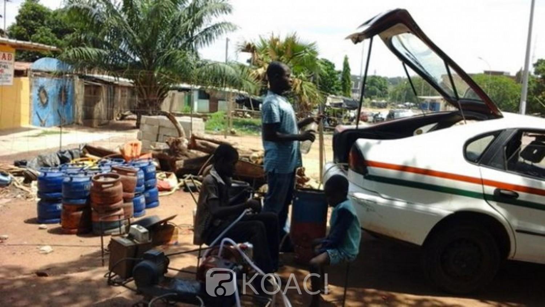 Côte d'Ivoire : Gaz butane et tricycles dans le transport, la vis se resserre