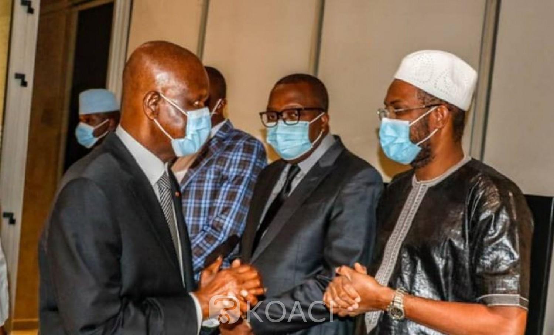 Côte d'Ivoire : Assemblée Nationale, Amadou Soumahoro de retour au pays, fin de l'intérim d'Adama Bictogo