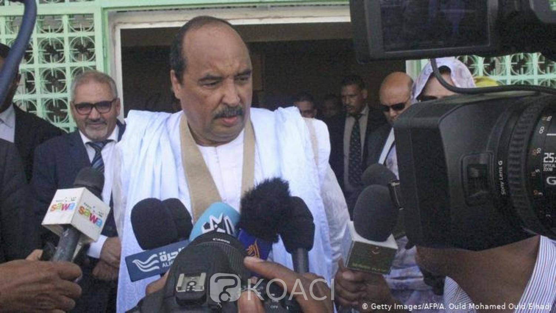 Mauritanie : Poursuivi par la justice, Mohamed Ould Abdel Aziz exclut l'exil : « Je ne partirai pas, ni au Sénégal, ni au Mali, ni en France »