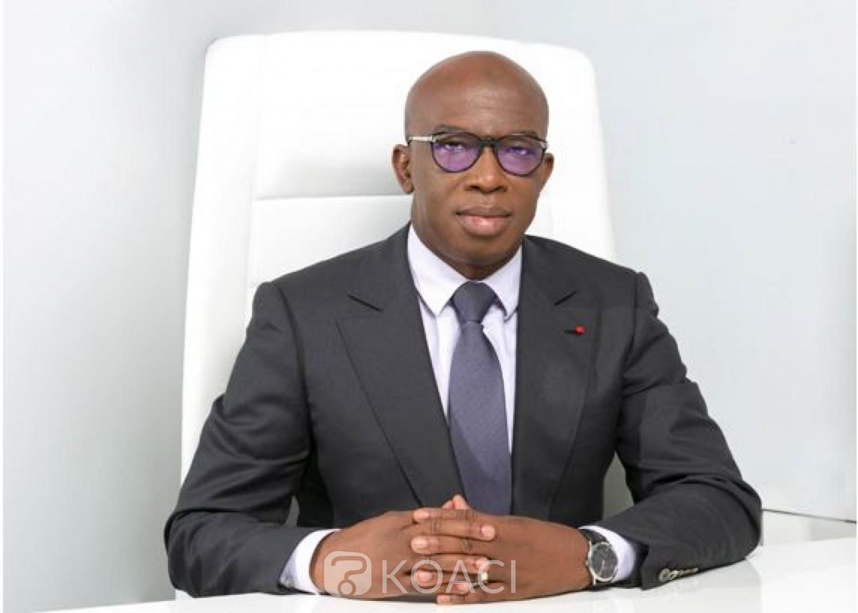 Côte d'Ivoire : Fonds d'Entretien Routier (FER), le Conseil d'Administration donne un  quitus à la Gestion du DG Lanciné Diaby
