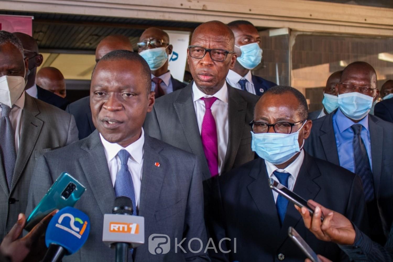 Côte d'Ivoire : L'Institut de formation de la SOTRA sera bientôt  opérationnel pour le transport privé