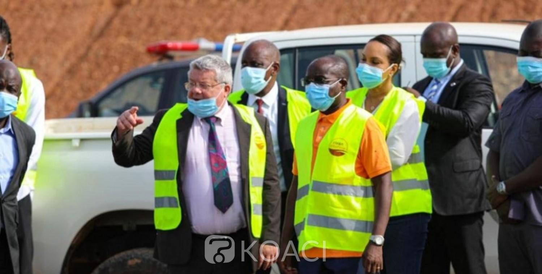 Côte d'Ivoire :   Traitement des déchets ménagers, Bouaké Fofana demande aux populations de jouer leur partition pour «faciliter » le travail des opérateurs