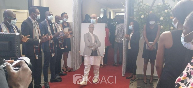 Cote d'Ivoire : Décédé, le Président du Conseil national de l'ordre des architectes élevé à titre posthume Officier de l'ordre national