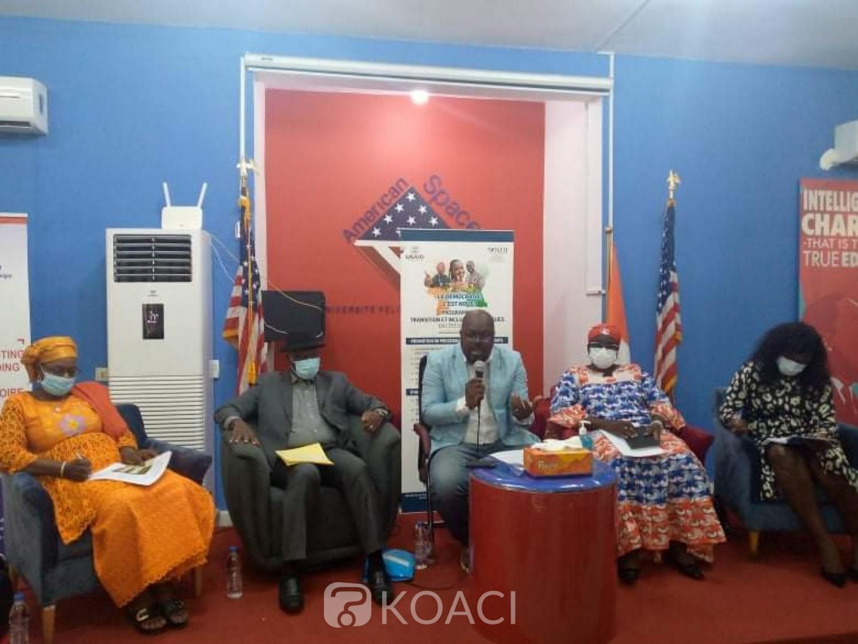Côte d'Ivoire : Selon un vice-président de la CEI, si le décret sur la représentativité des femmes était appliqué, il n'y aurait pas eu d'élection législative