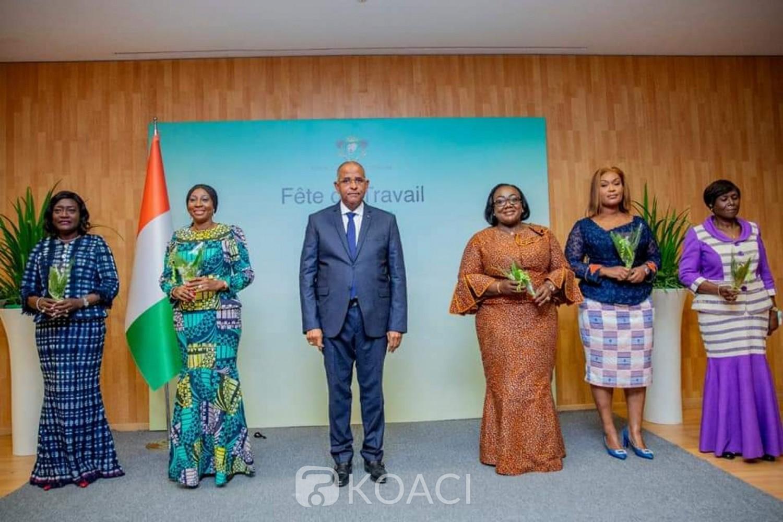 Côte d'Ivoire :    Fête du travail, Ouattara autorise le versement de 800 millions de FCFA aux syndicats actifs au titre de l'année 2021