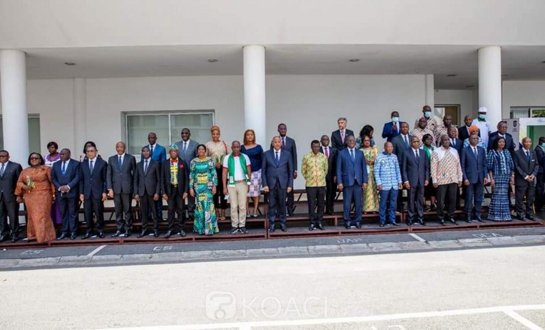 Côte d'Ivoire :  Fête du travail, les centrales syndicales exposent leurs revendications au Premier ministre dont les coupures intempestives d'électricité, la non déclaration des travailleurs