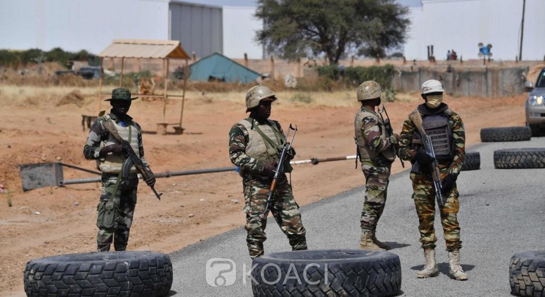 Niger :16 soldats périssent dans une embuscade d'hommes armés dans l'ouest, un disparu