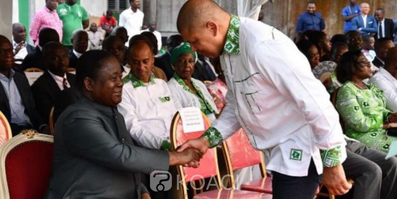 Côte d'Ivoire : Comme promis, Bédié désigne des personnalités  au sein de son parti pour participer au comité d'accueil du retour de Gbagbo