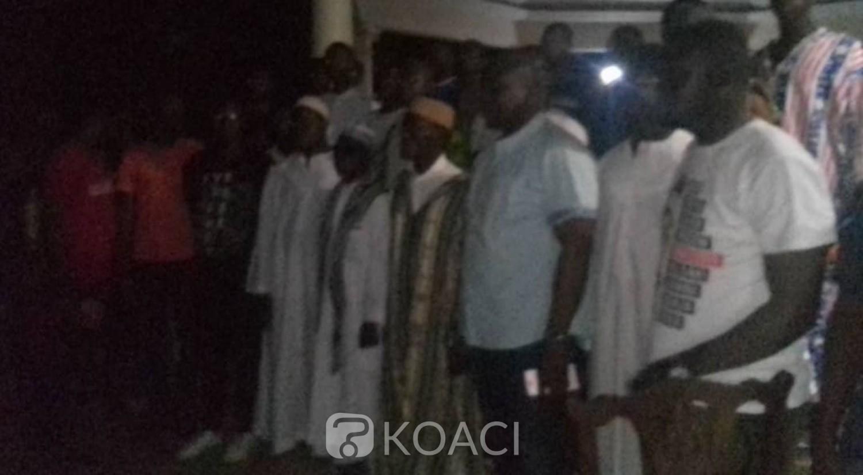 Côte d'Ivoire : Bouaké, « pour la cohésion sociale », un mouvement créé par la jeunesse, accompagne les musulmans dans la rupture du jeûne