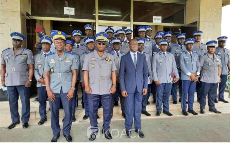 Côte d'Ivoire : Réforme du permis de conduire, les gendarmes inspecteurs installés