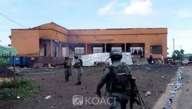 Cameroun : Deux morts, cinq blessés et un palais de justice incendié après des émeutes à Foumbot