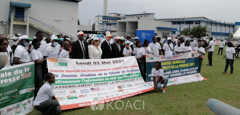Côte d'Ivoire :   Journée mondiale de la liberté de la presse, des Journalistes dénoncent une accumulation d'arriérés de salaire