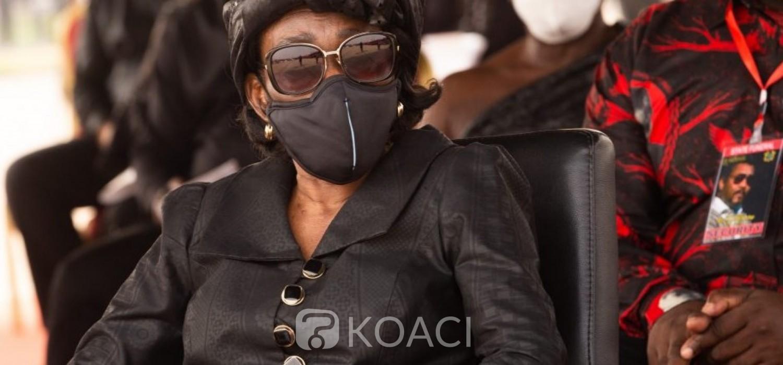 Ghana :  Nana Konadu rompt le silence après Rawlings