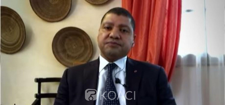 Côte d'Ivoire : Jean Louis Billon rejette l'appel de Ouattara : « Houphouët Boigny n'a connu qu'un seul parti, le PDCI »