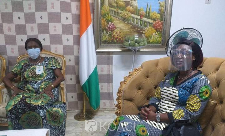 Côte d'Ivoire : Simone Gbagbo à Pulchérie Gbalet et ses codétenus «la prison vous a permis d'enraciner votre détermination »