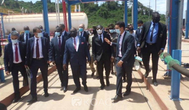 Côte d'Ivoire : Le Marocain « Gaz Ivoire » lance son premier Centre emplisseur de gaz à San Pedro en présence du Ministre d'Etat Adjoumani