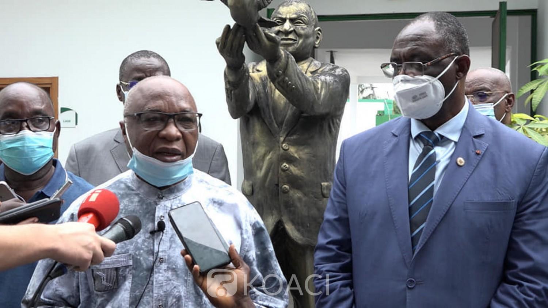 Côte d'Ivoire : Retour de Gbagbo, prise de contact entre FPI-GOR et le PDCI, au menu des échanges l'harmonisation de la liste des membres du comité d'accueil