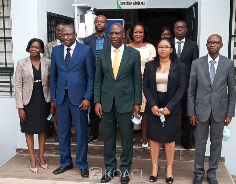 Côte d'Ivoire : L'AFOR et l'Université Alassane Ouattara renforcent leur partenariat par la signature de l'avenant 01 à la convention de partenariat du 11 mars 2019