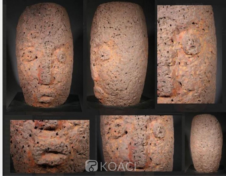 Côte d'Ivoire-France : Des pierres sculptées de Gohitafla aux mains d'un marchand d'art africain, l'Ambassade saisit Le Drian afin de s'opposer à la vente
