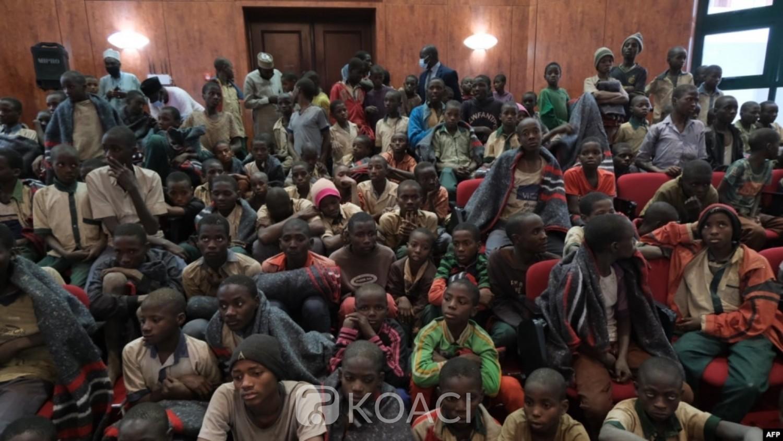 Nigeria : Libération d'une  trentaine d'étudiants, pris en otage en mars par des bandits