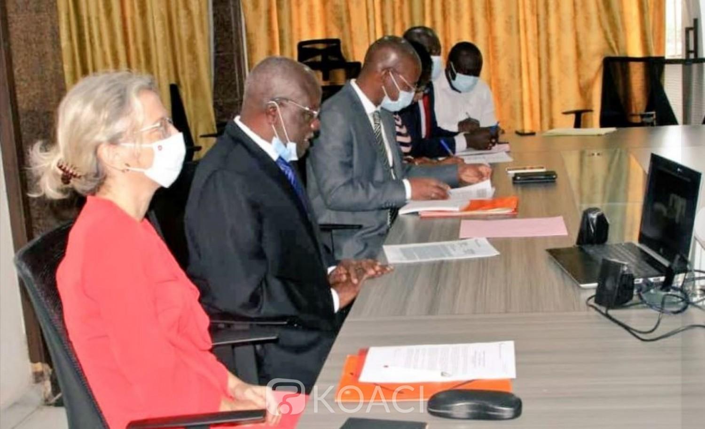 Côte d'Ivoire : Jumelage entre  Yopougon et Bâle-Ville en Suisse, les modalités de la coopération définies