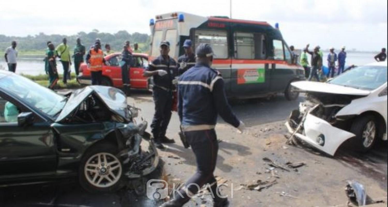 Côte d'Ivoire : Insécurité routière et incivisme, lancement d'une phase Test de notification de plusieurs infractions du code de la route