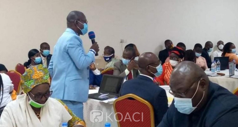 Côte d'Ivoire : Bilan des élections présidentielles et législatives d'une table ronde, la CEI pointée du doigt dans les violences
