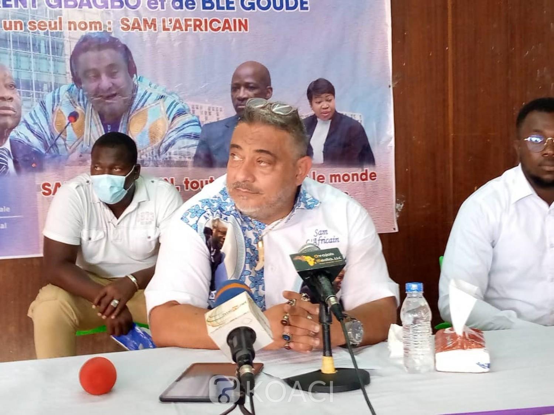 Côte d'Ivoire : Depuis Yopougon, Sam L'Africain annonce que Gbagbo fêtera son anniversaire à Abidjan et charge Diaby Issiaka