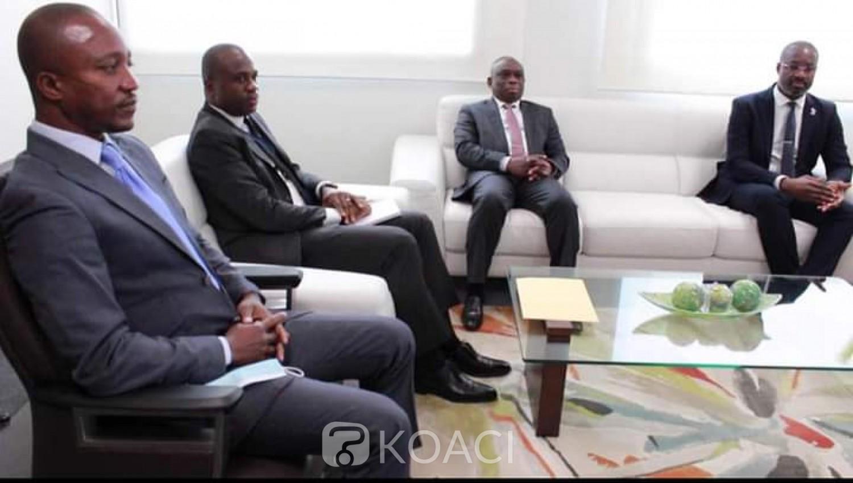 Côte d'Ivoire : Blé exprime à Alassane Ouattara son désir de rentrer au Pays, le message transmis à KKB