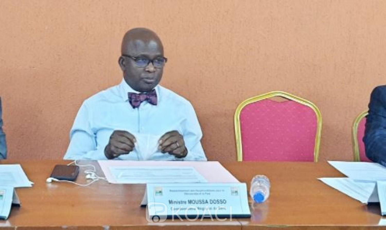 Côte d'Ivoire :  Reprises du scrutin législatives, le RHDP opte pour Zoumbak à Séguéla, Moussa Dosso se retire à Mankono