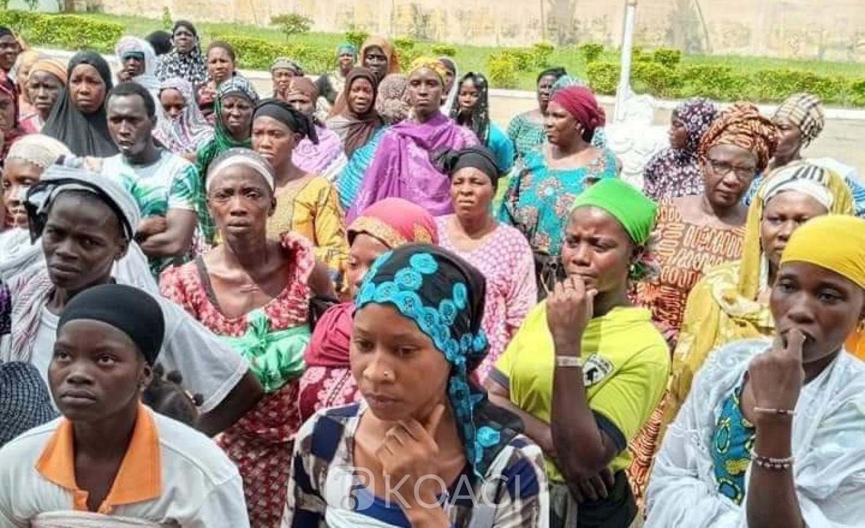 Côte d'Ivoire : Adzopé, manifestation des femmes à la préfecture suite au décès d'une femme enceinte à l'hôpital général