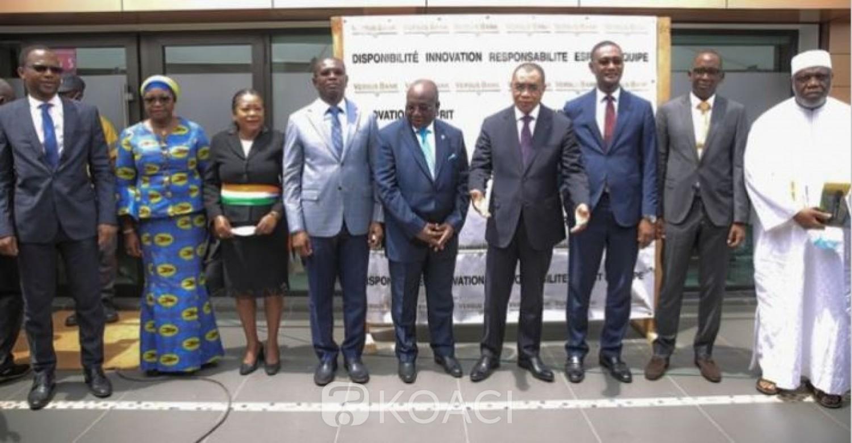 Côte d'Ivoire : Versus Bank ouvre une nouvelle agence à Abatta, trois ministres pour illustrer le satisfecit de l'Etat